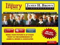James H Brown and Associates