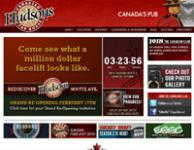 Hudsons Canadian Tap House Whyte Avenue