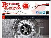 Perfection Plumbing & Drain Cleaning Ltd.