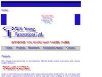 W.E. Young Renovations