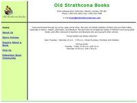 Old Strathcona Books