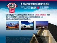 A. Clark Roofing & Siding