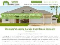 Garage Door Winnipeg