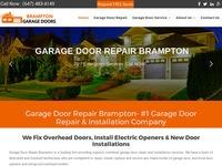 Brampton Garage Door Repair