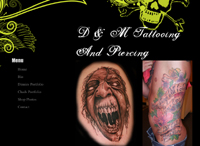 D & M Tattooing & Piercing