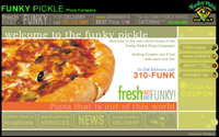 Funky Pickle Pizza
